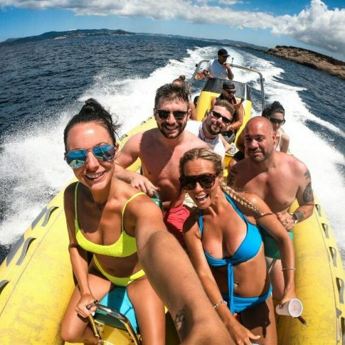 Speed Boat Excursions ibiza