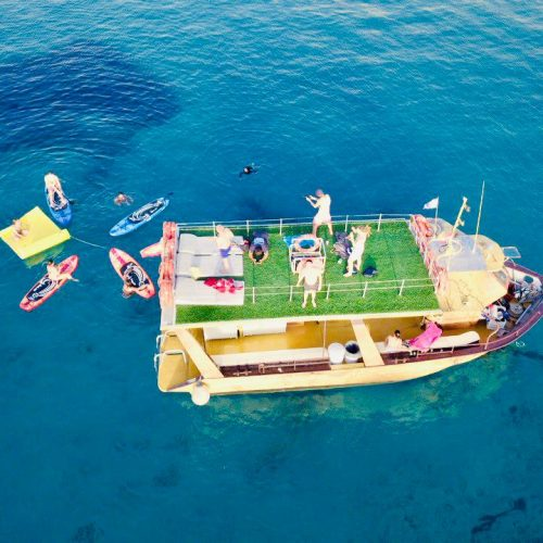 ibiza private excursion for groups up to 41 guests,